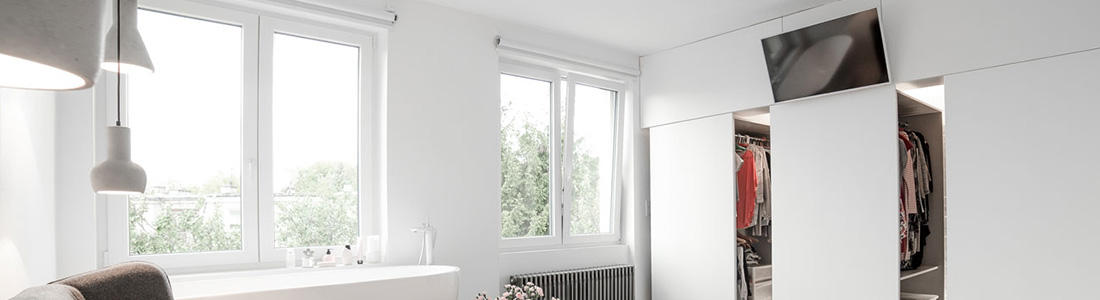 AN ELEGANT WINDOW DESIGN <p>Oknoplast, creator of innovation, makes a point of the windows produced by the brand becoming indispensable elements of a home. Each Winergetic Premium PVC window opts…</p>